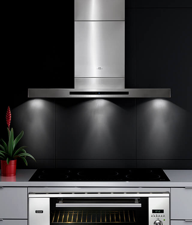 Generation 5 Induction cooktops