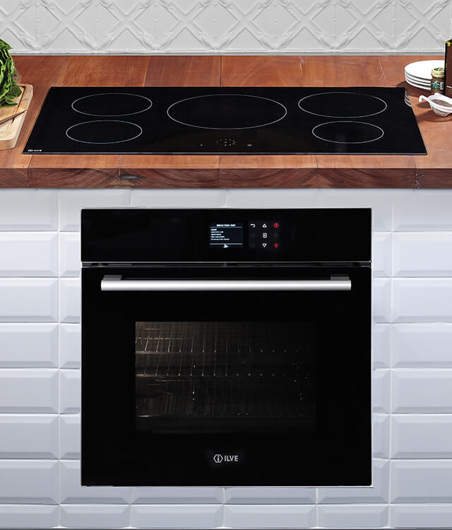 ILVE range and cooktop 2017